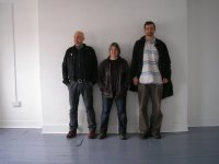 Participating Artists on the 3x3 Incident International Residency in Yorkshire