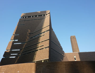 The Switch House at Tate Modern - Photo by Sally Booth